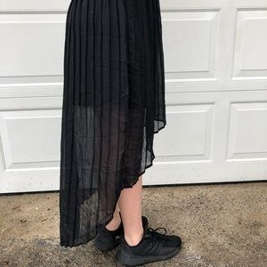 Xhilaration Skirts - Black skirt